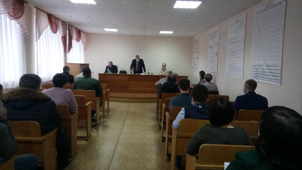 25 декабря 2020 года состоялась сессия Совета народных депутатов Давыдовского городского поселения