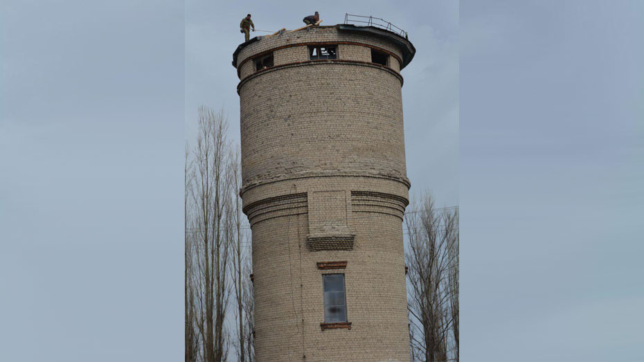 Вторая жизнь старинной башни Курбатово