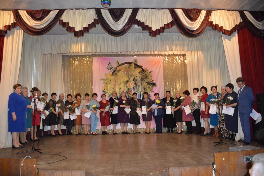 О праздновании Дня учителя в Каширском муниципальном районе