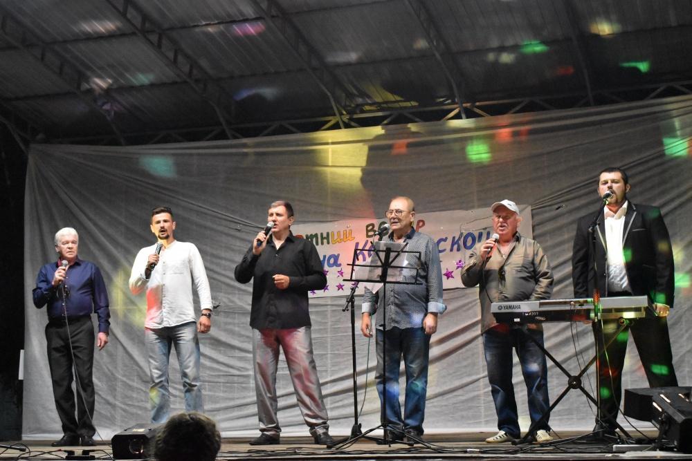 18 августа в р.п.Давыдовка был проведен праздник «Летний вечер на Казанской»