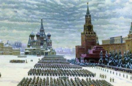 7 ноября. День воинской славы России