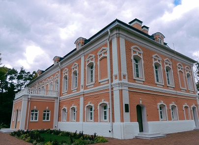 Усадьба Лосевых-Шатиловых - Сталь фон Гольштейн