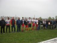Прошел турнир памяти В.Тараненко