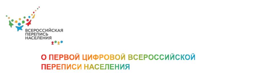 О первой цифровой всероссийской переписи населения