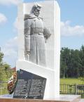 В Оськине обновят памятник погибшим солдатам