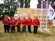 Фестиваль песни и танца на Родине М.Е.Пятницкого