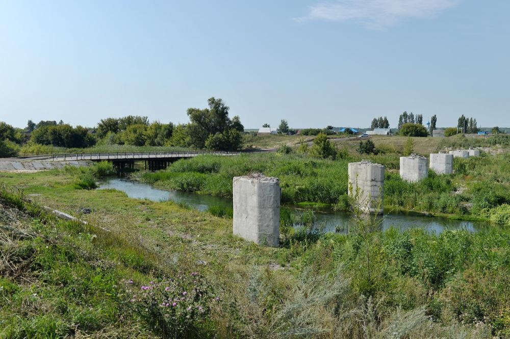 Губернатор поставил задачу ускорить восстановление моста через Савалу