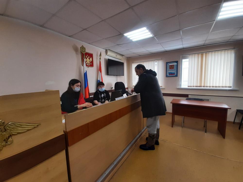 В Волжском районе прошла «Ярмарка вакансий» для лиц находящихся под административным надзором