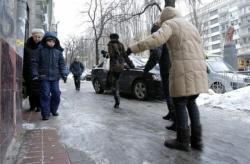 Зима – сезон повышенного травматизма
