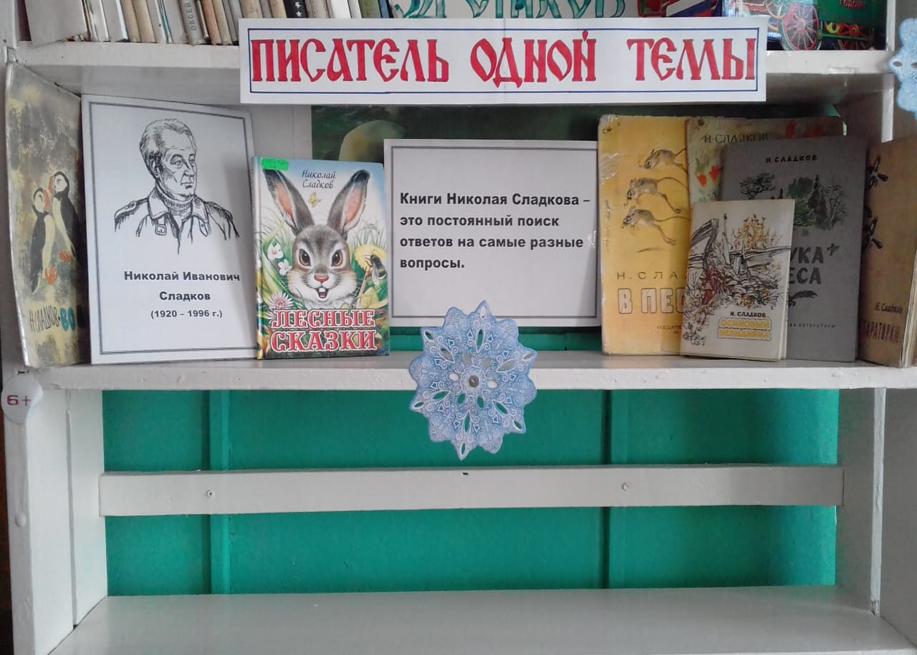 «Сказки – загадка Н.Сладкова»