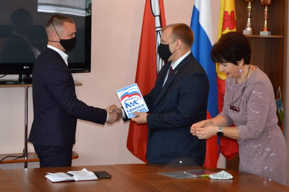 Партия «Единая Россия» стала символом единства людей, доброй воли и стабильности.