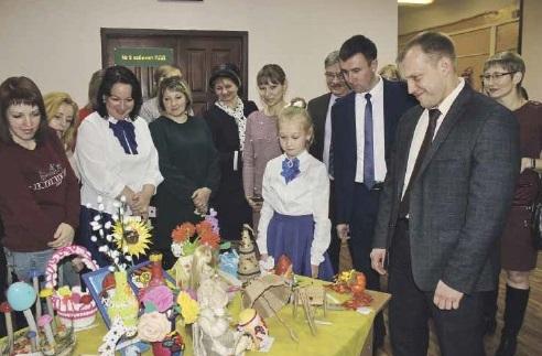 В Терновской первой школе рассказали о достижениях в учёбе, спорте и внеурочной деятельности