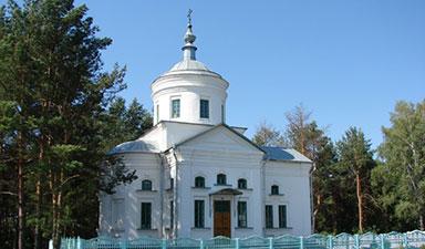 Поселок Верховье Верховского района Орловской области