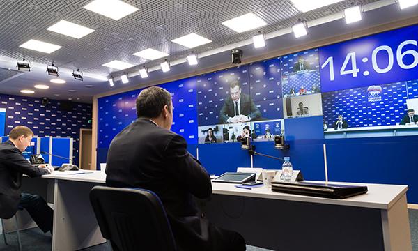 Единая Россия» предложит Президенту и Правительству новый пакет мер поддержки НКО в связи с пандемией
