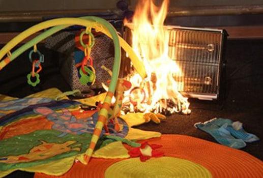 Во избежание пожара в жилье НАСТОЯТЕЛЬНО рекомендуем соблюдать несложные правила.