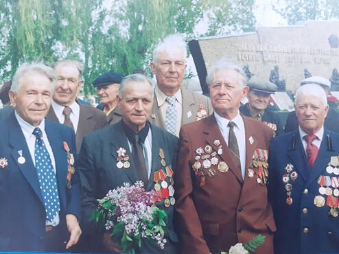 Воспоминание о наших односельчанах - ветераны ВОВ