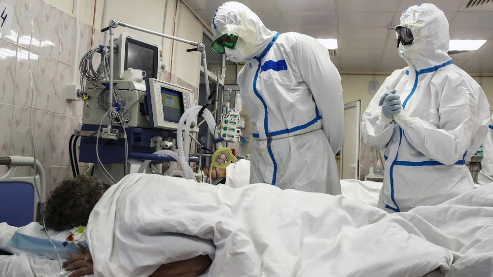 Заболеваемость коронавирусом растет