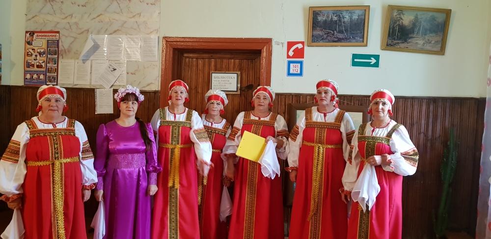 01 октября в  день пожилого человека в Пыховском  КДЦ  прошёл праздник «Мои года – моё богатство »