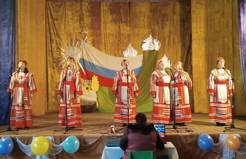 """4 ноября концерт в доме культуры """"День народного единства"""""""