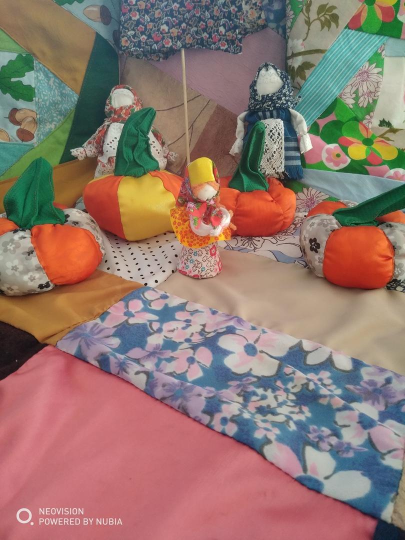 Выставка лоскутного шитья «Ситцевые фантазии»