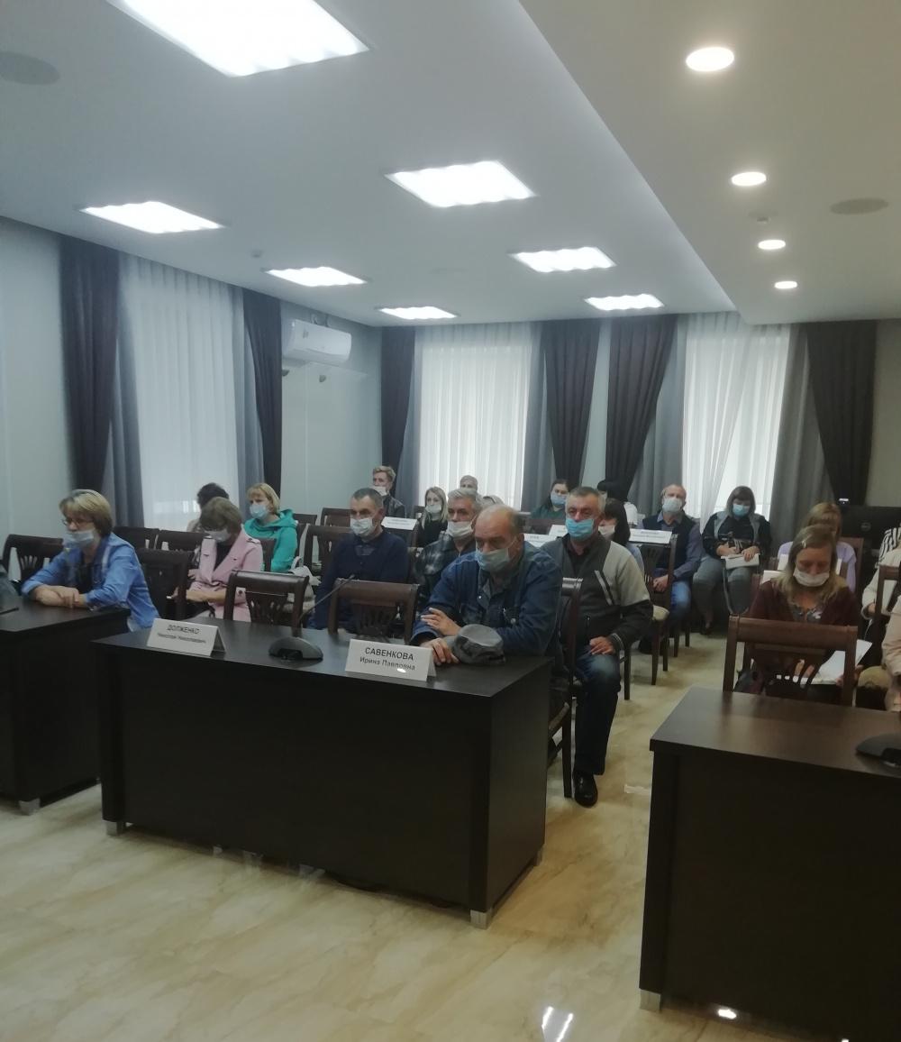 Общественная палата Верхнемамонского муниципального района провела обучающий семинар для общественных наблюдателей