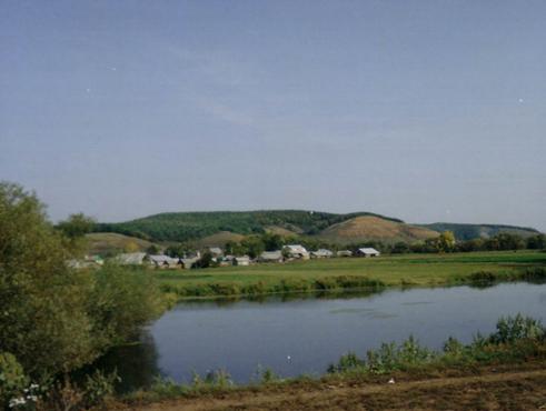 Река толкайка