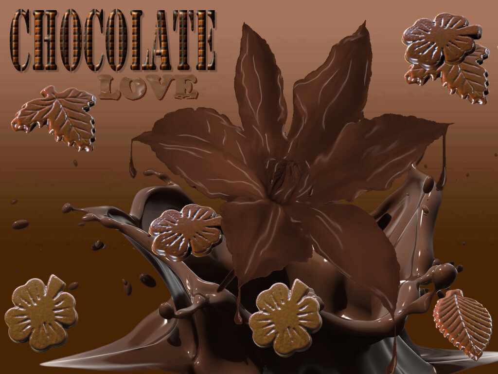 Открытка с днем шоколада мужчине