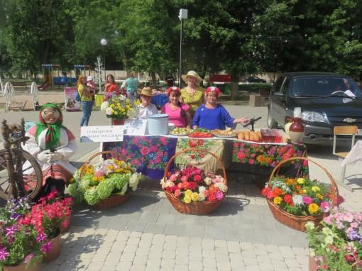 Праздник цветов Ендовищенский СДК, Семилукский СДК 2019г