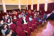 В Мосальском районе состоялось общешкольное собрание с родителями учащихся МКОУ Мосальская СОШ №1 и №2.