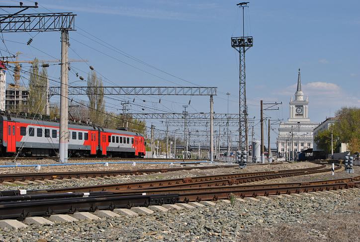 Волгоградские железнодорожники готовятся к юбилею
