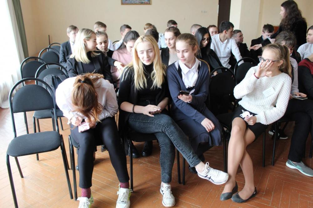 Молодежь Кухаривского поселения приняли участие в Краевой акции «Я с тобой». 13.02.2020г