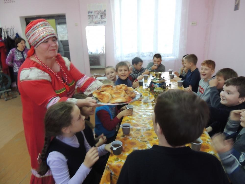 Праздник «Покровские посиделки» в д. Львово!