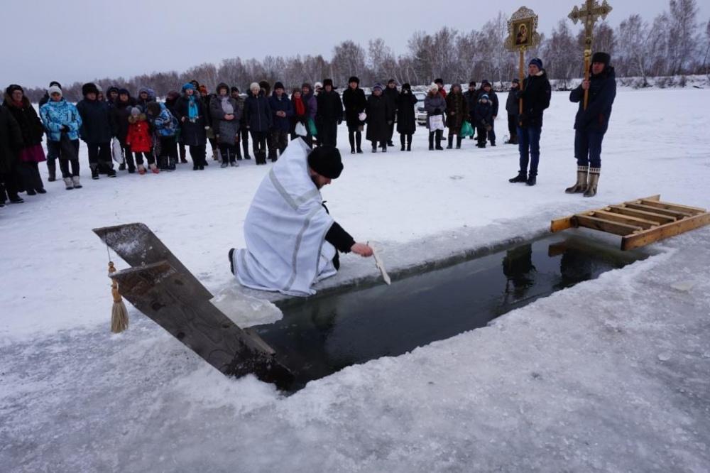 Об отмене проведения Крещенских купаний на территории Краснозоренского района в 2021 году.