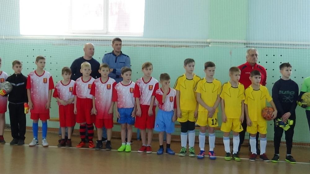 Областные зональные соревнования по мини-футболу