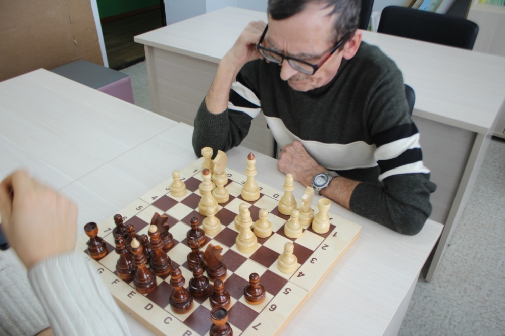 В Терновской школе № 1 состоялся шахматный турнир