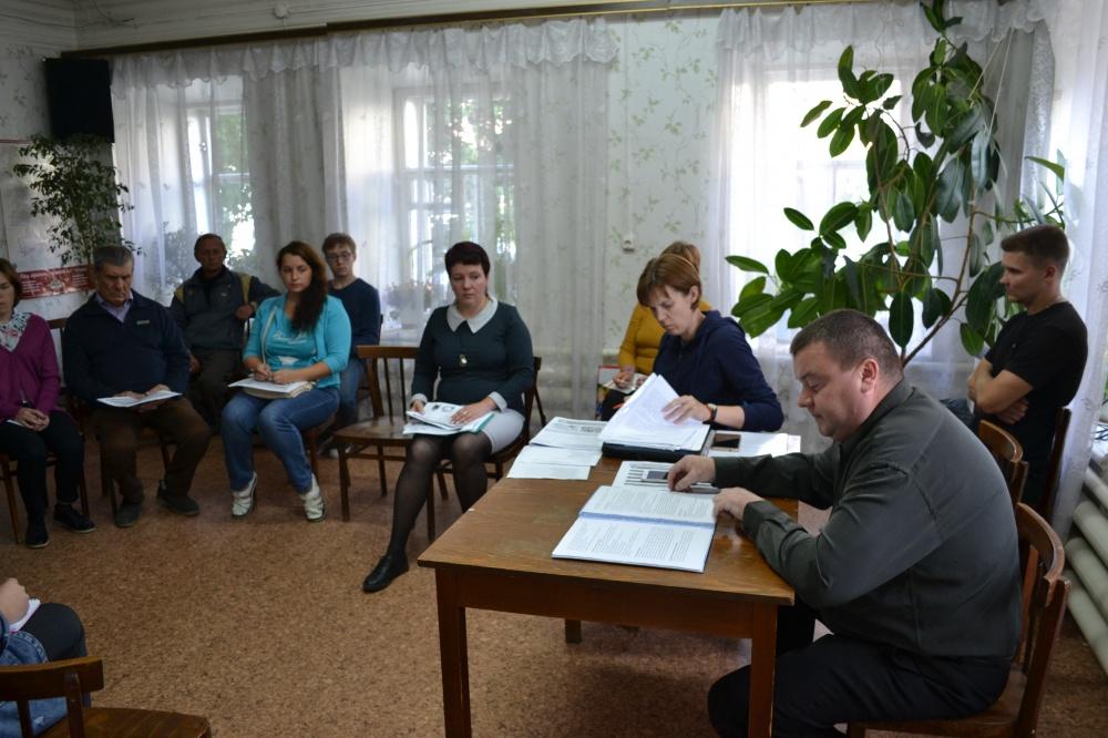 1 августа прошло 3 заседание бюджетной комиссии (видео)