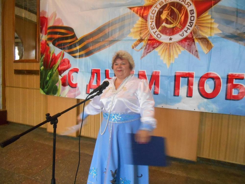 Каширский СДК подготовил концертную программу для участников Великой Отечественной Войны тружиников тыла и детей войны.