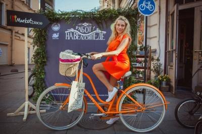 Приглашаем всех желающих присоединиться к всероссийской акции «На работу на велосипеде!»