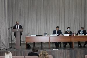 Торжественное мероприятие о вступлении в должность нового  главы  Рождественско-Хавского сельского поселения