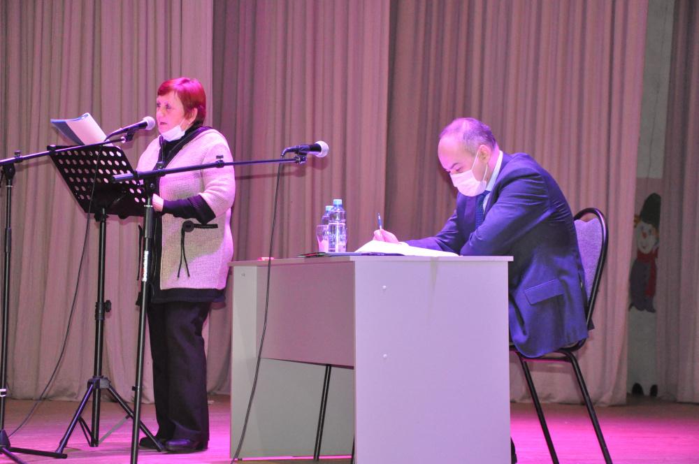 Отчет главы Краснолипьевского сельского поселения о результатах его деятельности и деятельности  администрации сельского поселения в 2020 году