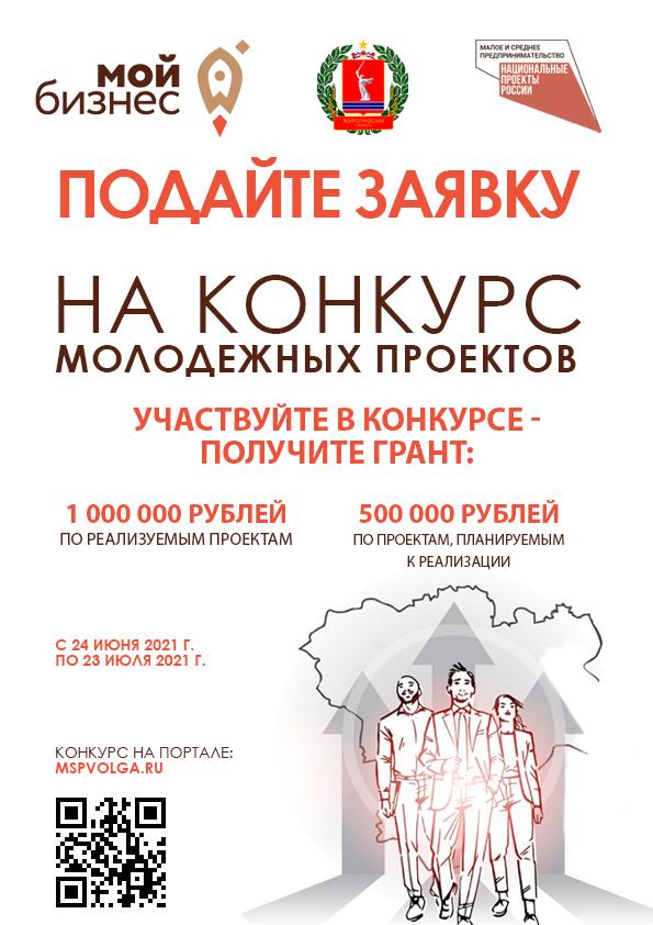 В Волгоградской области бизнес-проекты начинающих предпринимателей поддержат грантами