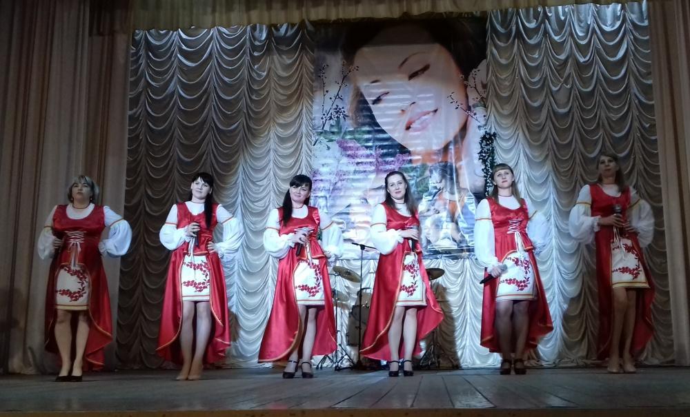 Концерт «Для милых дам»