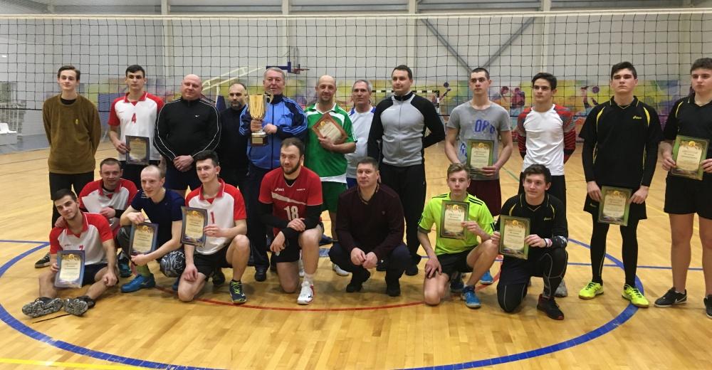 Терновцы стали первыми в турнире памяти Александра Баранова