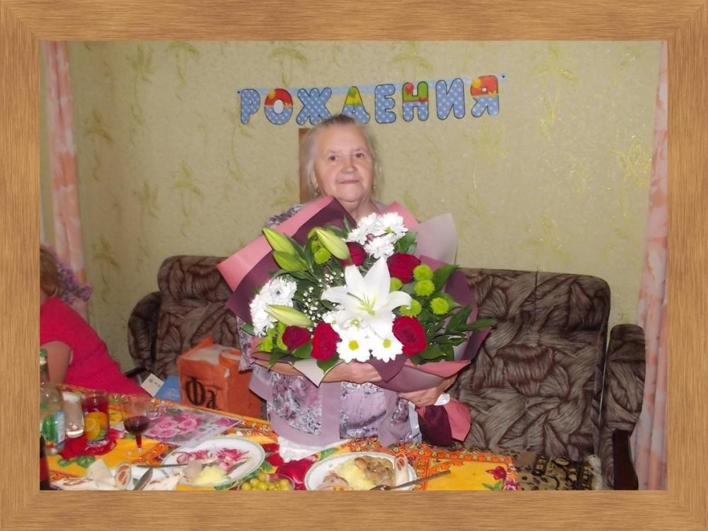 Поздравление с 80 летним юбилеем