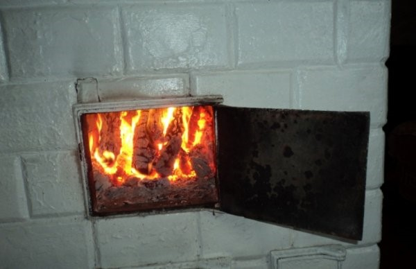 Внимание! Печное отопление