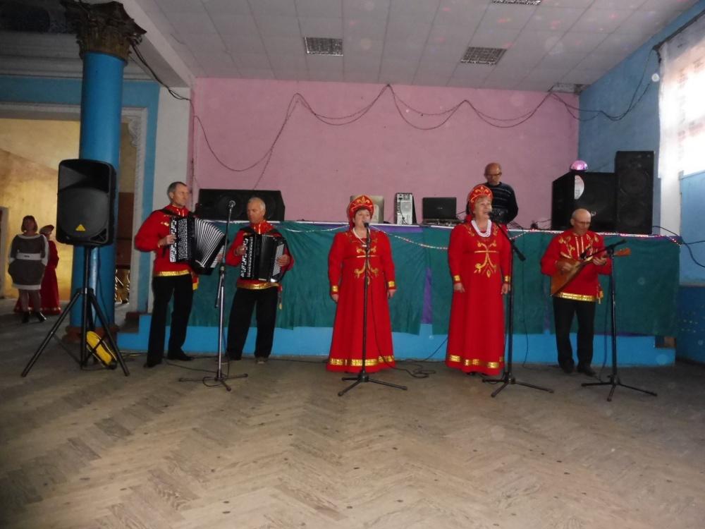 День пожилых людей в Петровском СДК 1 октября 2019 года