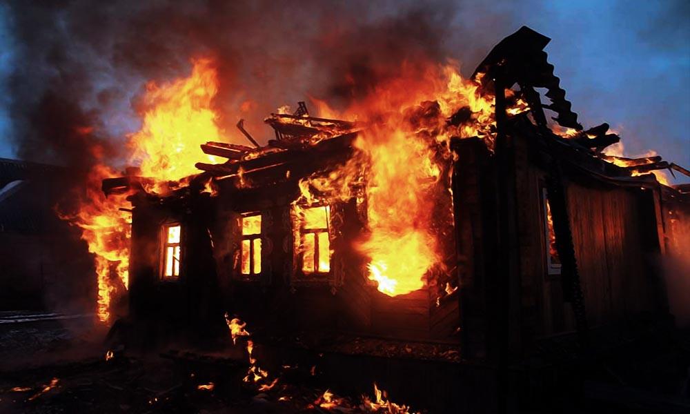ВНИМАНИЕ! Участились случаи пожаров в жилых домах!