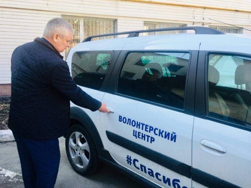 В Самарской области продолжает работу Объединенный волонтерский центр «ЕДИНОЙ РОССИИ»