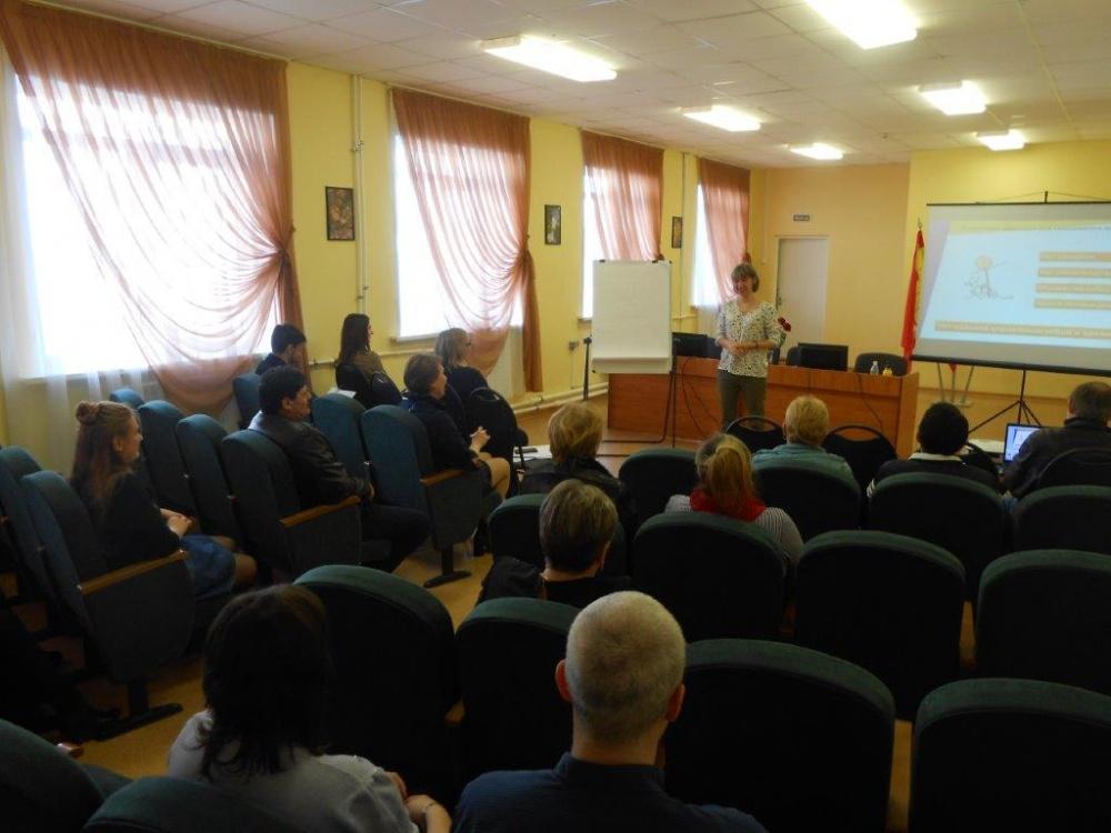 20 марта состоялся обучающий семинар «Самозанятость, шаг к личному успеху»