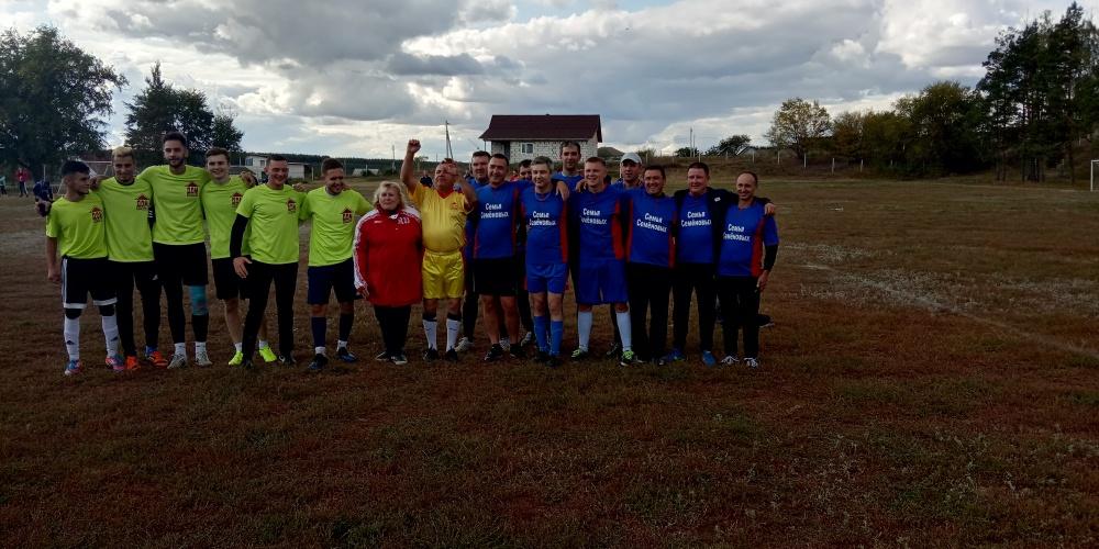 Прошел очередной турнир памяти братьев Семеновых.